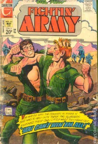 Fightin' Army #109