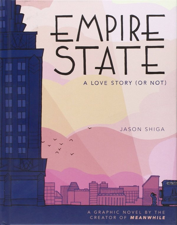 Empire State: A Love Story (or Not) 1