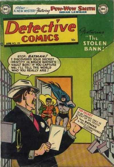 Detective Comics #194