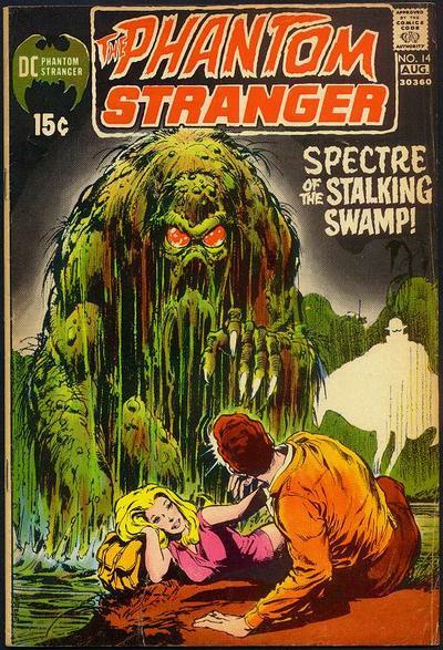 The Phantom Stranger #14