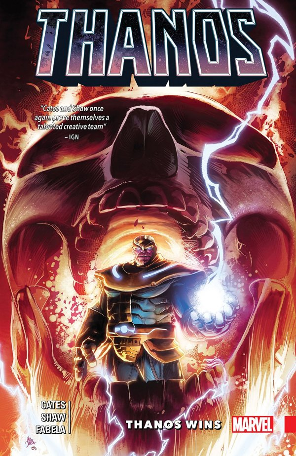 Thanos: Thanos Wins TP