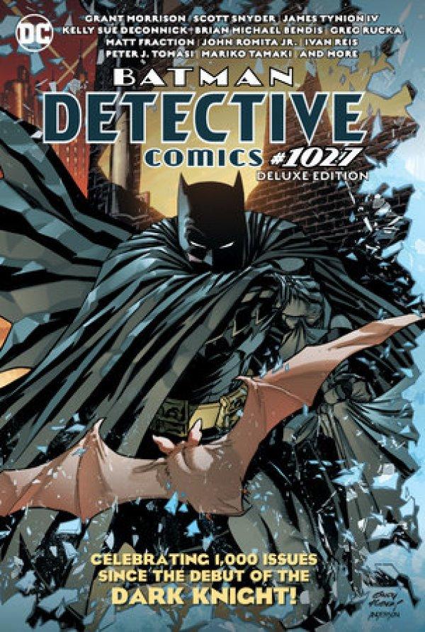 Detective Comics #1027 Deluxe Edition HC
