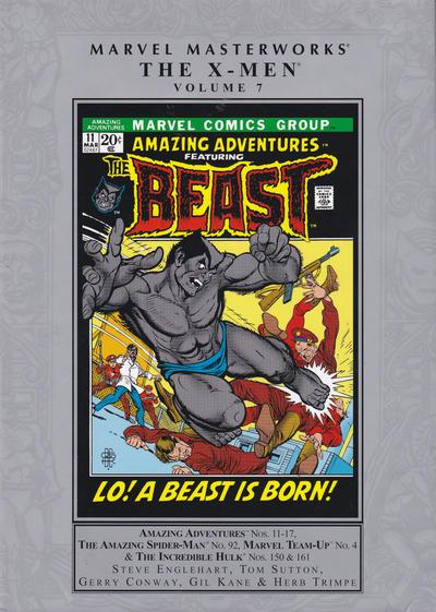 Marvel Masterworks: The X-Men Vol. 7 HC
