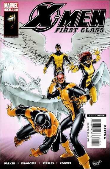 X-Men: First Class #11