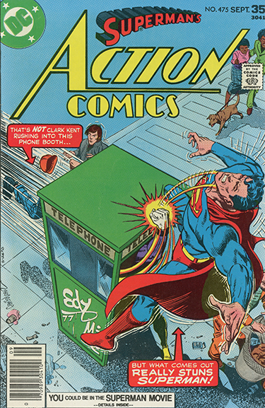 Action Comics #475