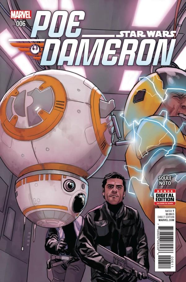 Star Wars: Poe Dameron #6