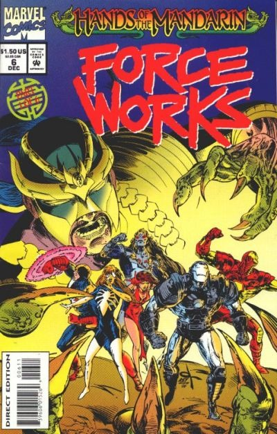 Force Works #6
