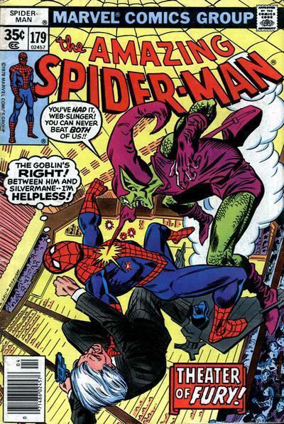 The Amazing Spider-Man #179