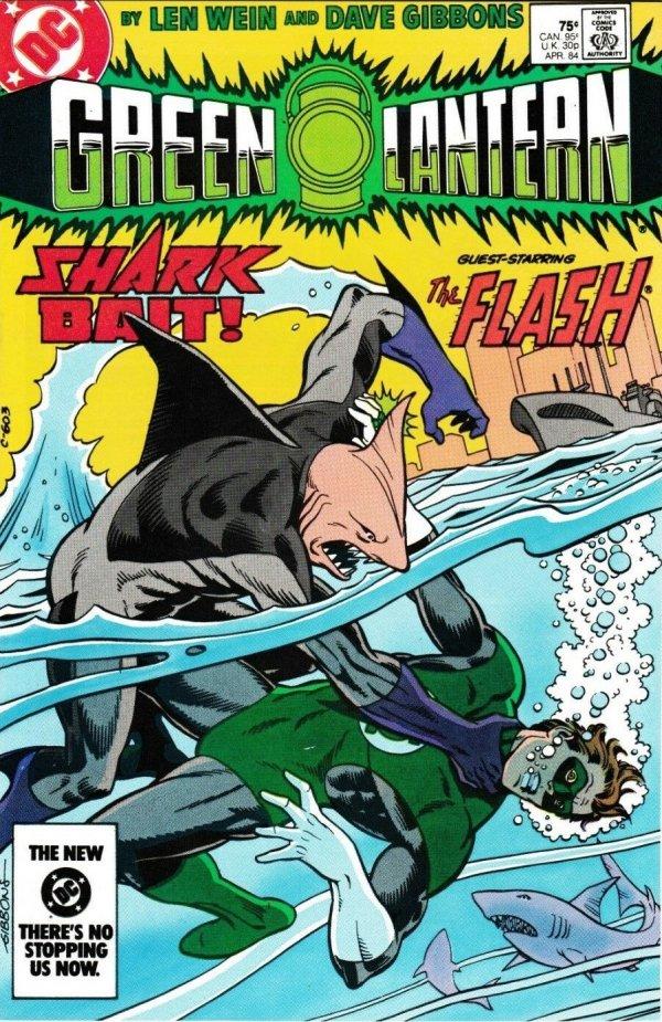 Green Lantern #175