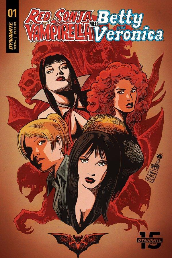 Red Sonja & Vampirella Meet Betty & Veronica #1