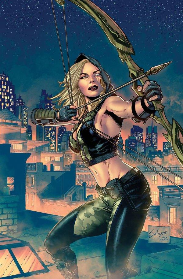 Robyn Hood: Iron Maiden #1