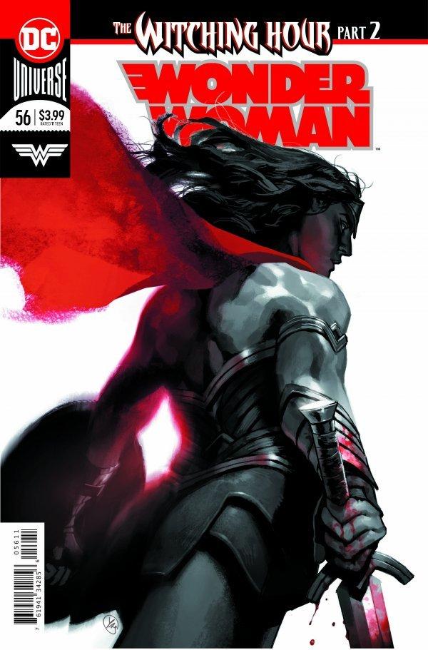 Wonder Woman #56