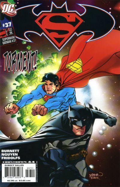 Superman / Batman #37