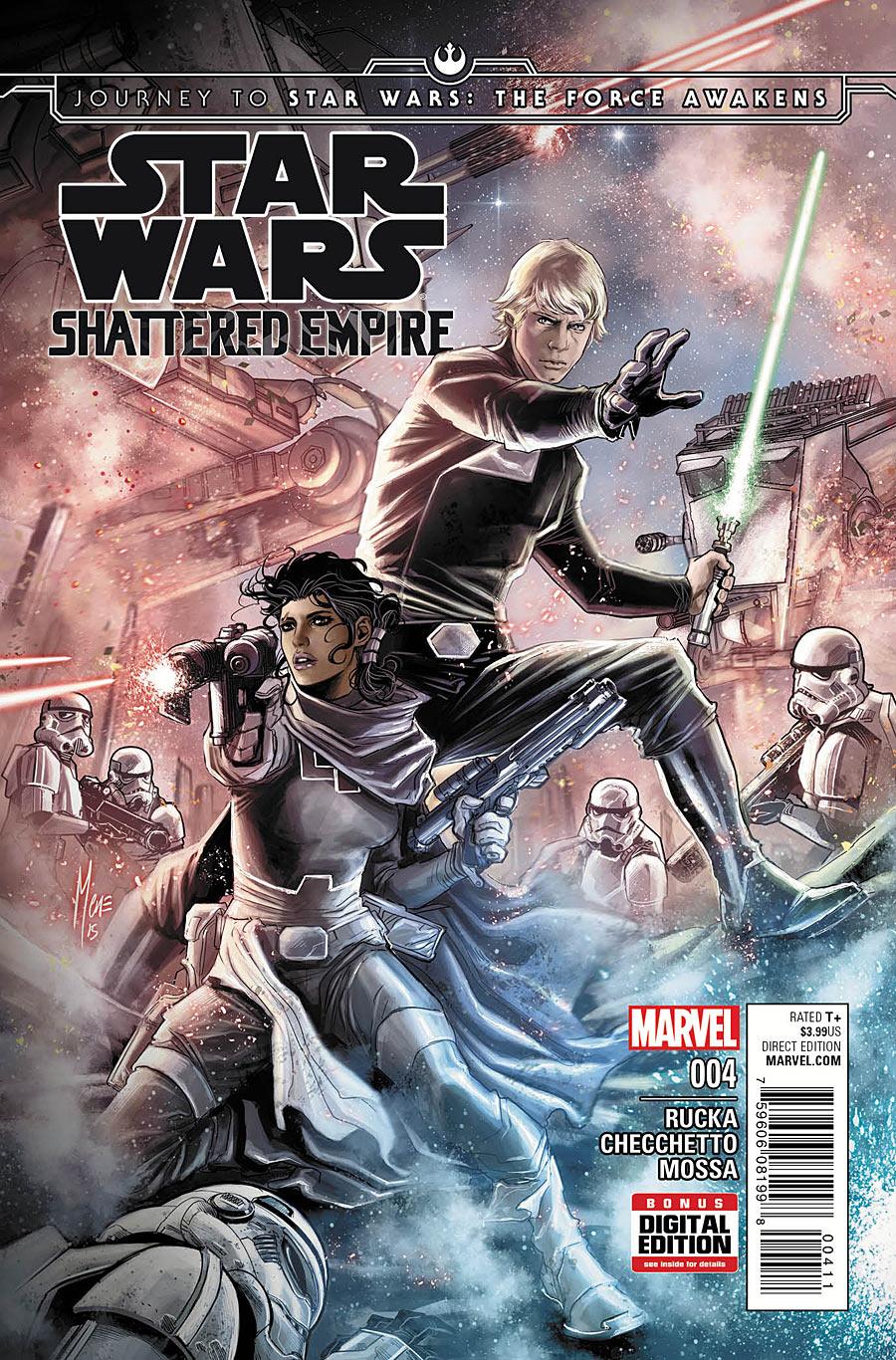 Star Wars: Shattered Empire #4