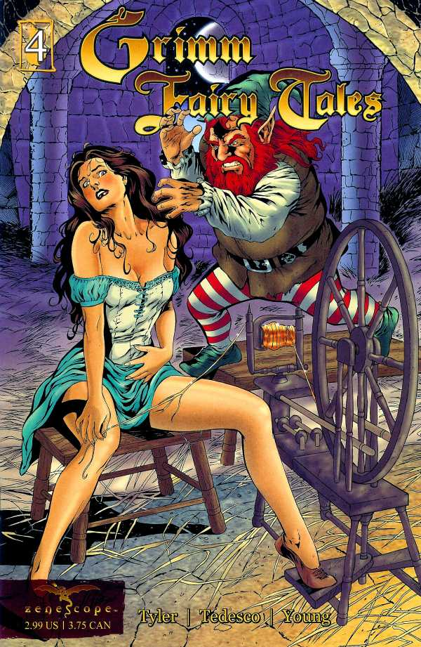 Grimm Fairy Tales #4