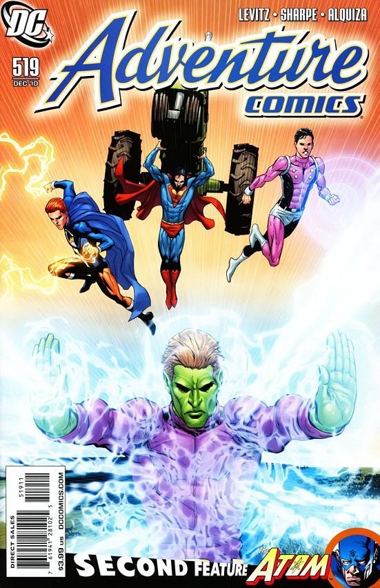 Adventure Comics #519