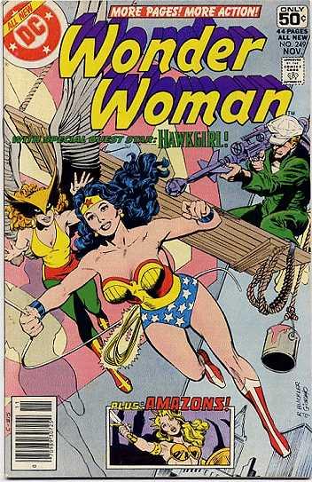 Wonder Woman #249