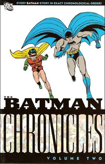 The Batman Chronicles Vol. 2 TP