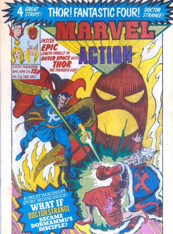 Marvel Action #5