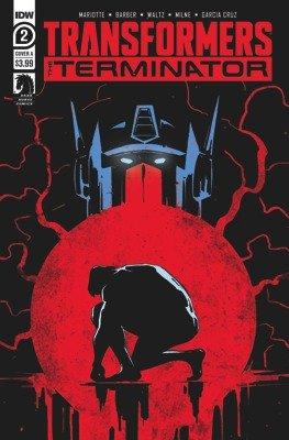 Transformers Vs. Terminator #2 review