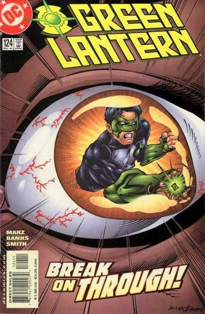 Green Lantern #124
