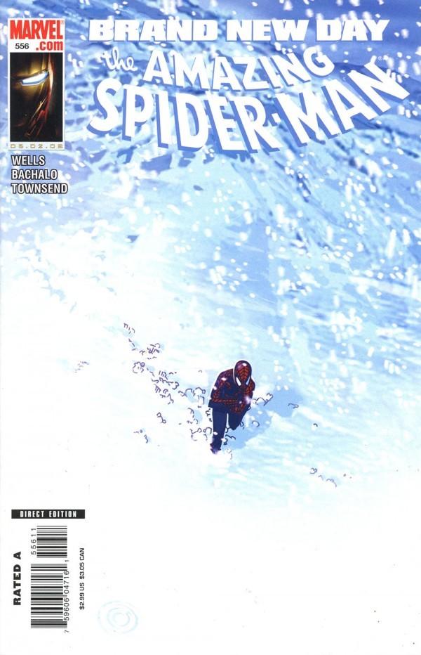 The Amazing Spider-Man #556