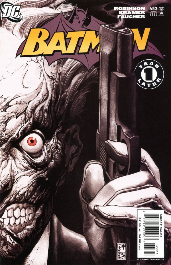Batman #653