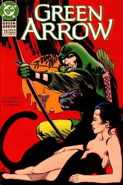 Green Arrow #72