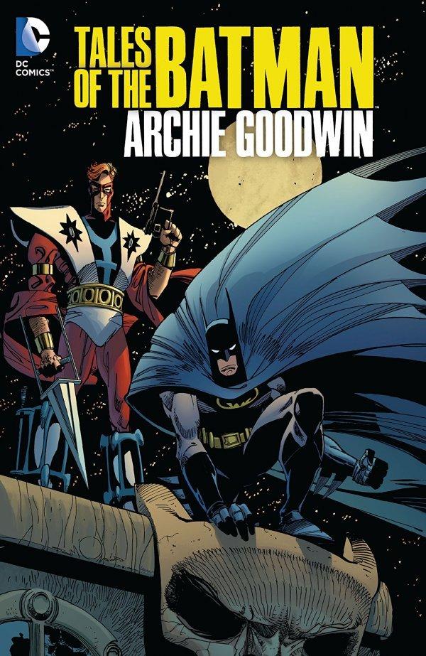 Tales of the Batman: Archie Goodwin HC