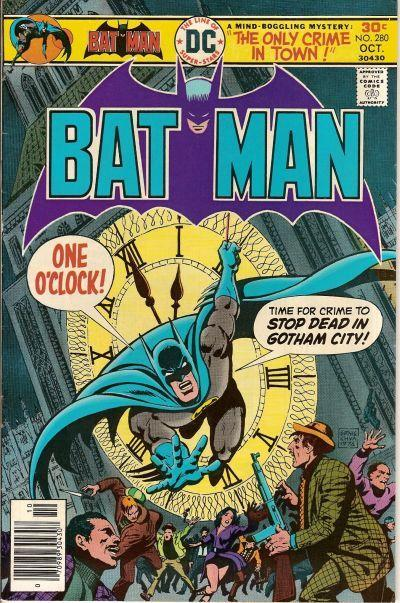 Batman #280