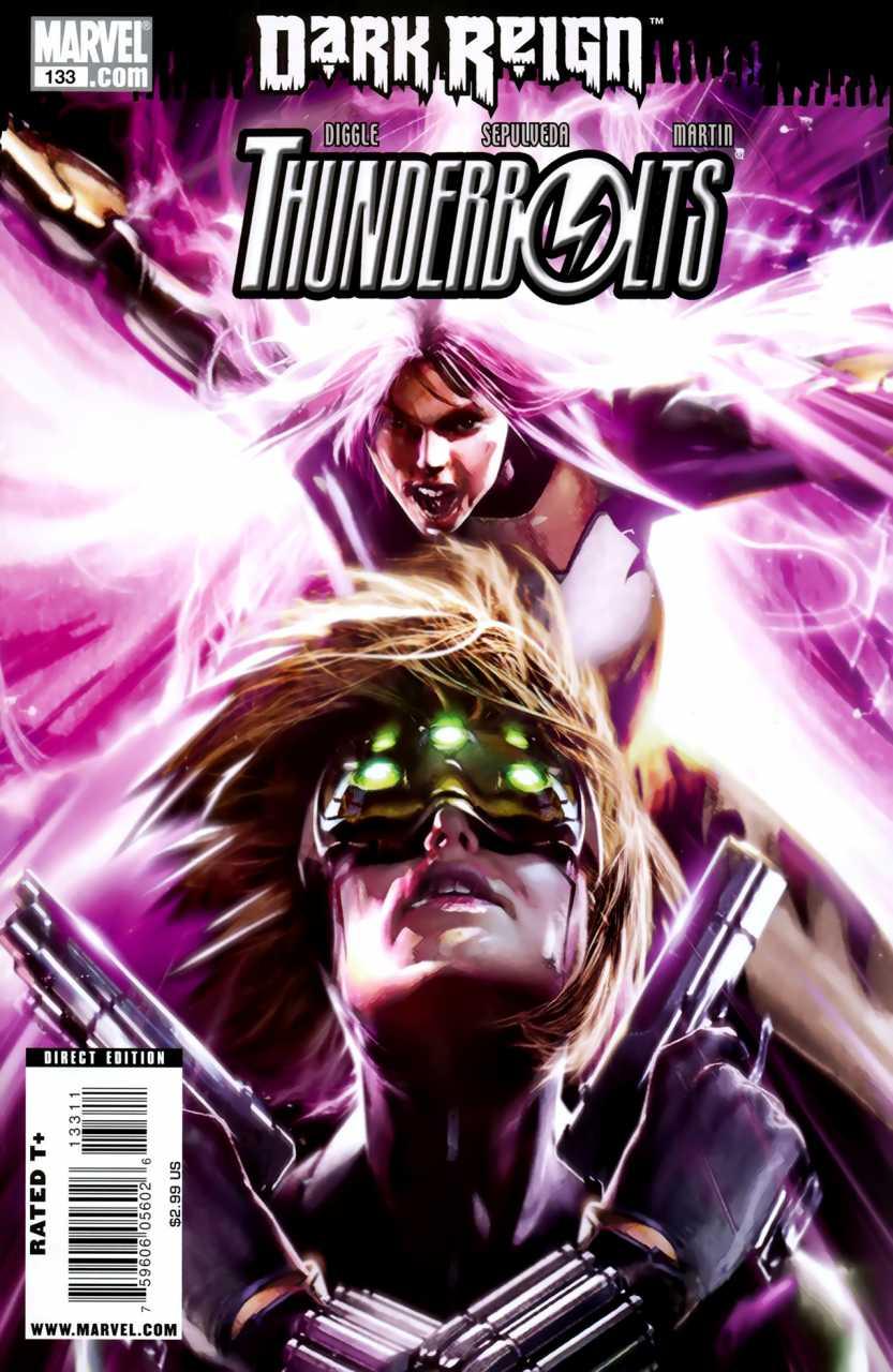 Thunderbolts #133