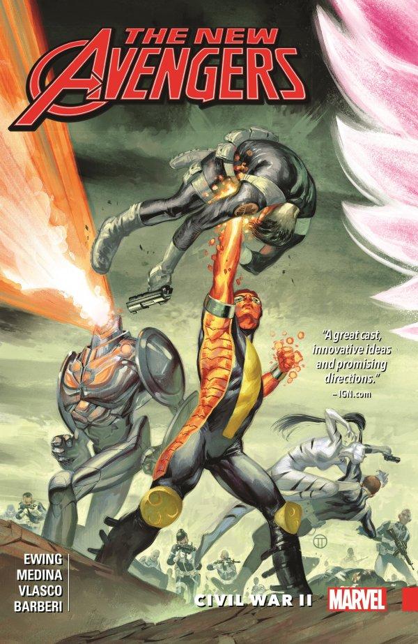 The New Avengers AIM Vol. 3: Civil War II TP
