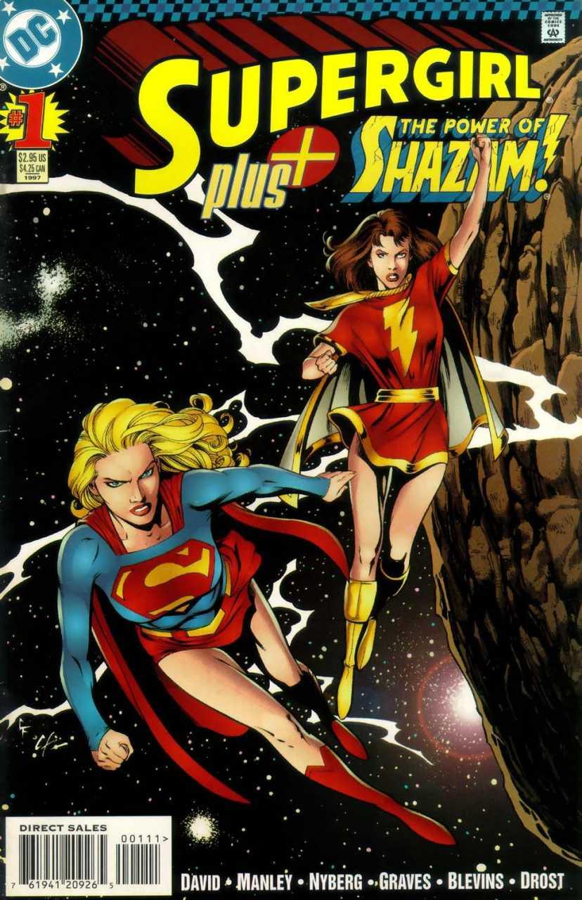 Supergirl Plus #1