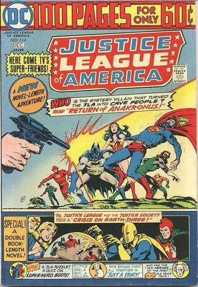 Justice League of America #114