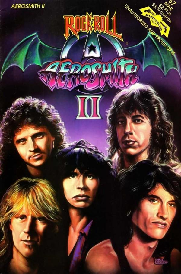 Rock 'n' Roll Comics #57
