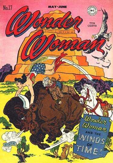 Wonder Woman #17