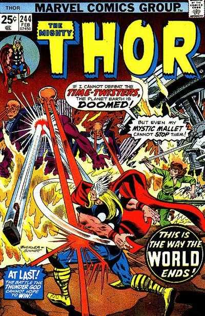 The Mighty Thor #244