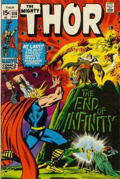 The Mighty Thor #188