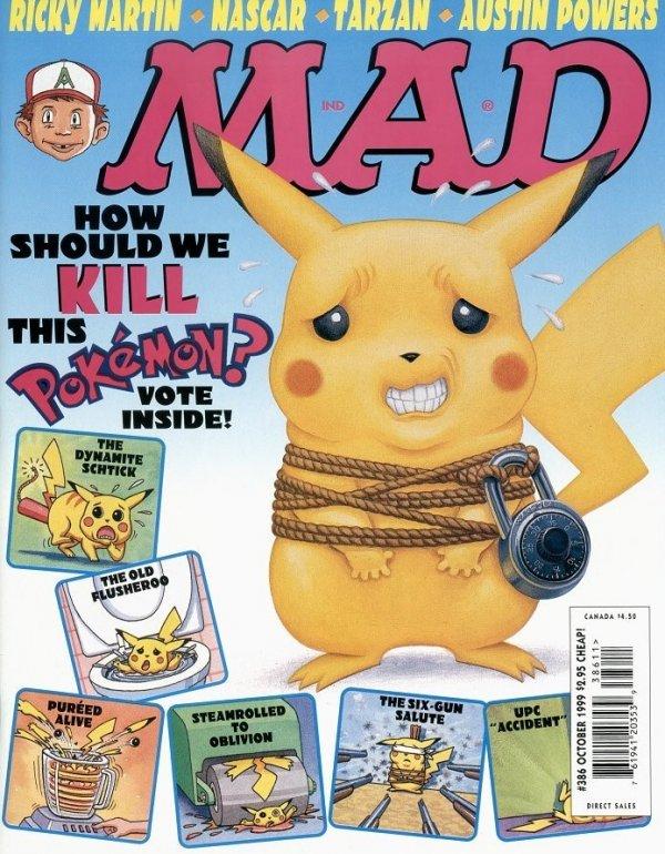 Mad Magazine #386