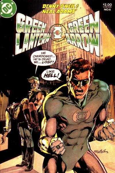 Green Lantern / Green Arrow #6