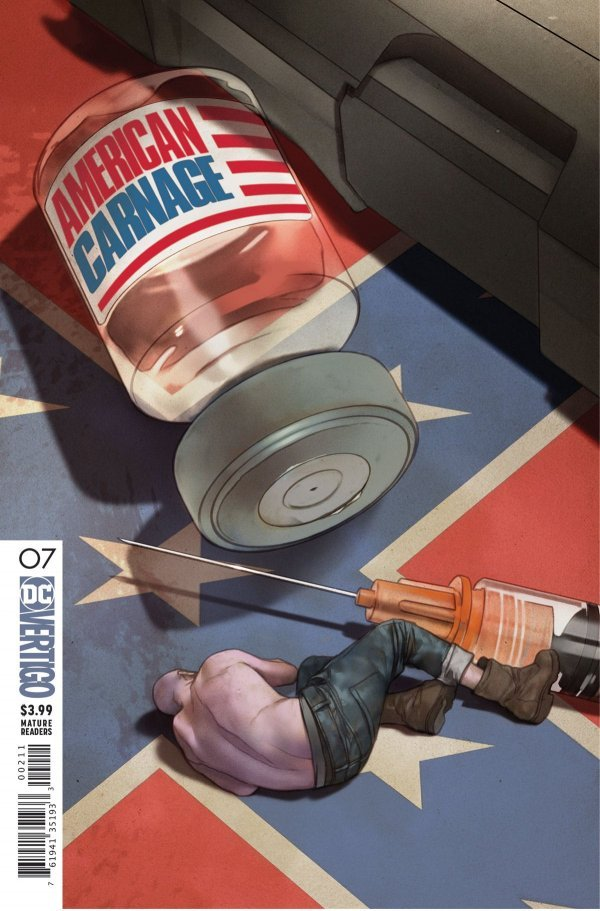 American Carnage #7