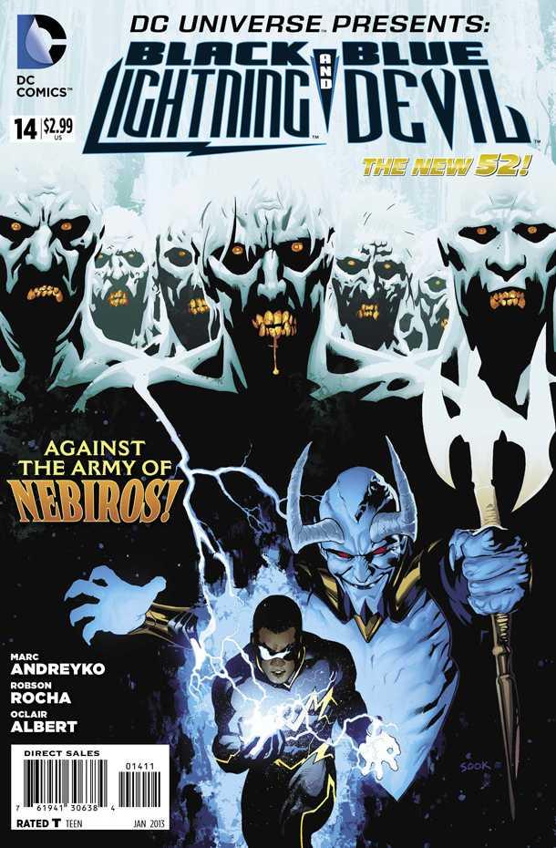 DC Universe Presents #14