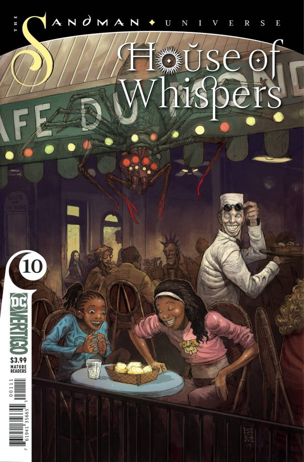 House of Whispers #10