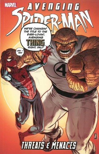 Avenging Spider-Man: Threats & Menaces TP