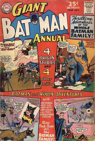 Batman Annual #7