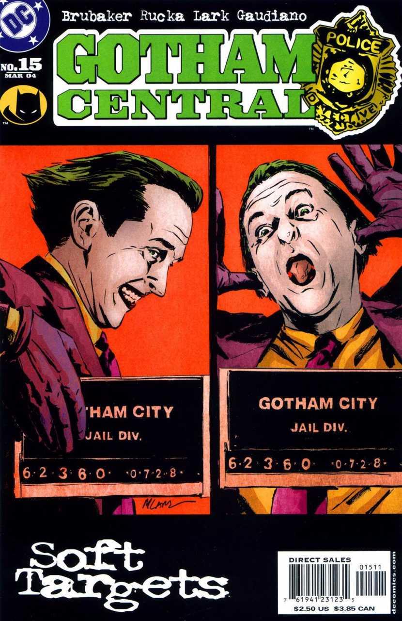 Gotham Central #15