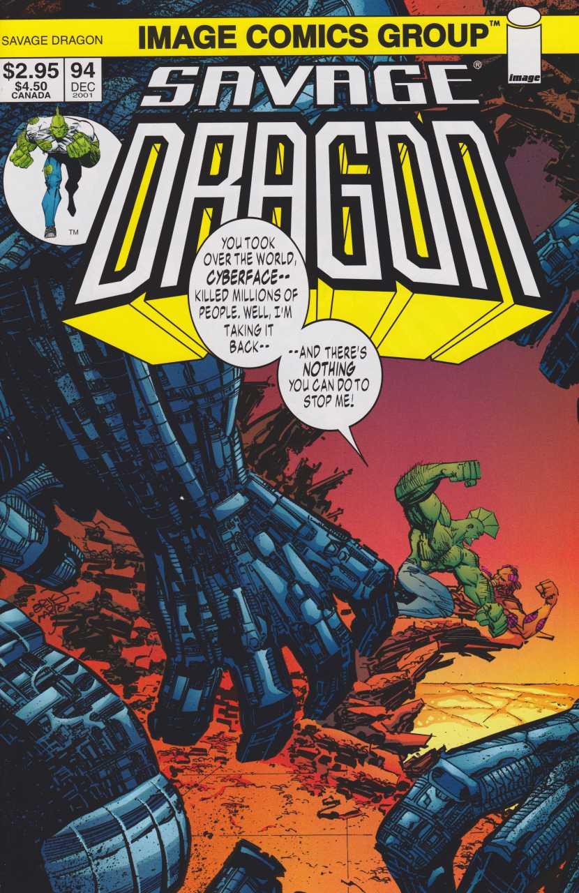Savage Dragon #94
