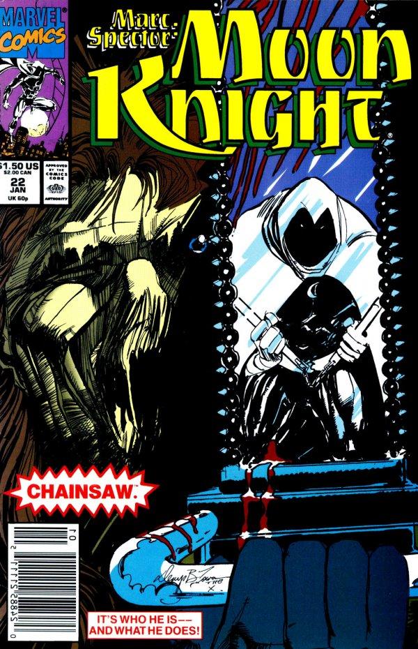 Marc Spector: Moon Knight #22