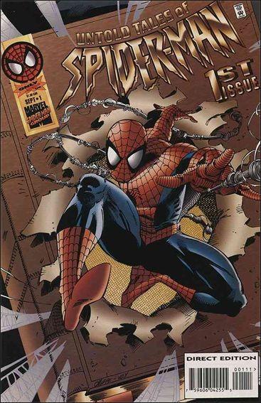 Untold Tales of Spider-Man #1