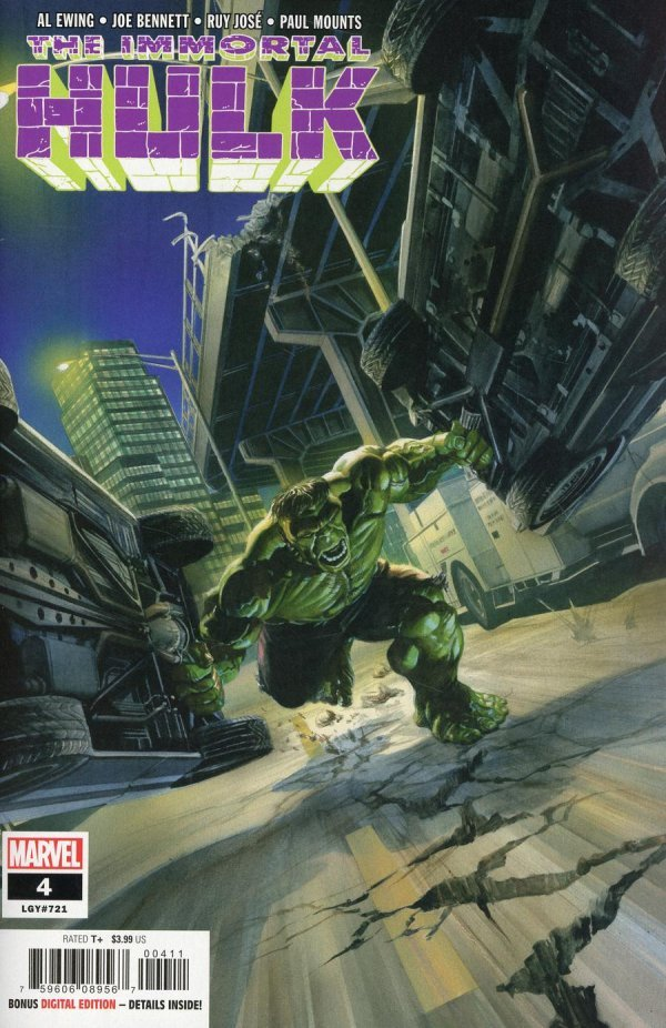 The Immortal Hulk #4